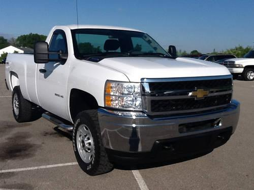 2011 chevrolet silverado 2500hd w t reg 4wd pickup truck for sale in cartersburg indiana. Black Bedroom Furniture Sets. Home Design Ideas