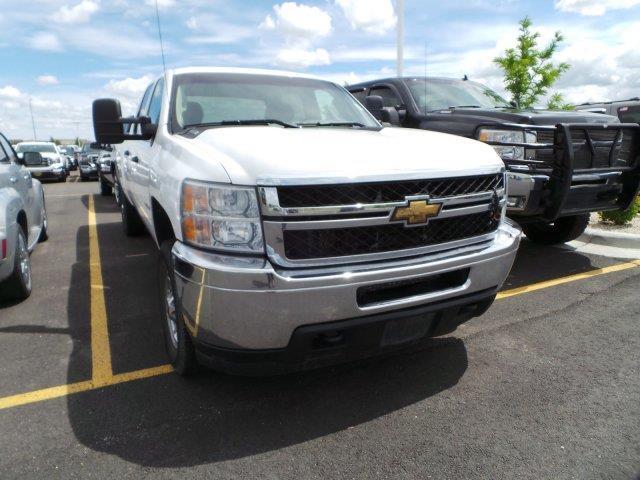 2011 chevrolet silverado 2500hd work truck 4x4 work truck 4dr crew cab sb for sale in billings. Black Bedroom Furniture Sets. Home Design Ideas