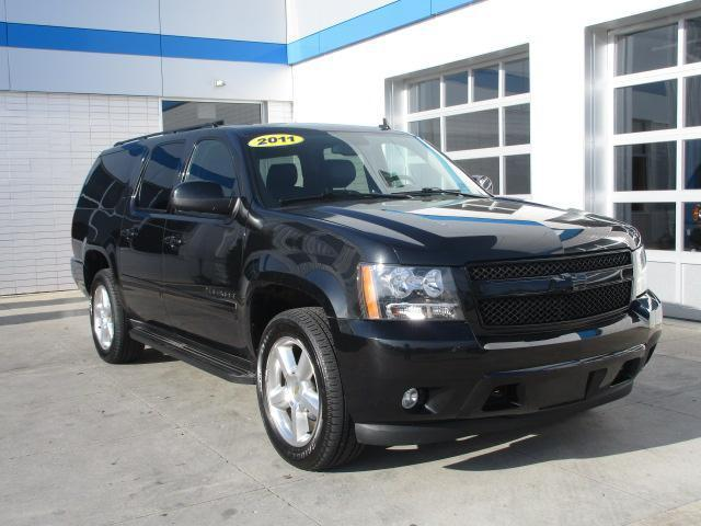 2011 chevrolet suburban 4x4 ltz 1500 4dr suv for sale in. Black Bedroom Furniture Sets. Home Design Ideas