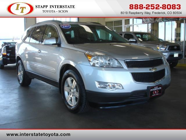 2011 chevrolet traverse awd lt 4dr suv w 1lt for sale in. Black Bedroom Furniture Sets. Home Design Ideas