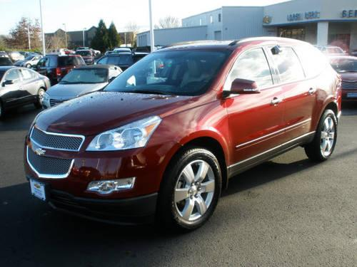 2011 chevrolet traverse crossover awd ltz for sale in. Black Bedroom Furniture Sets. Home Design Ideas