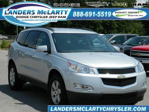 2011 chevrolet traverse crossover lt for sale in bessemer. Black Bedroom Furniture Sets. Home Design Ideas