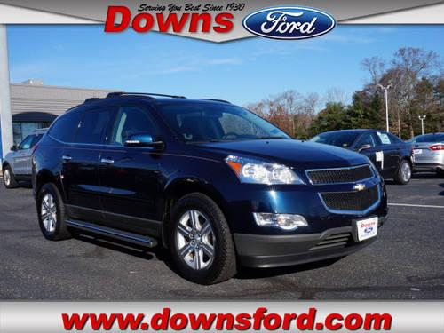 2011 chevrolet traverse crossover lt for sale in dover. Black Bedroom Furniture Sets. Home Design Ideas