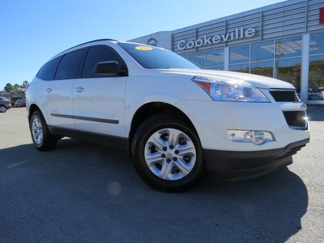 2011 chevrolet traverse ls ls 4dr suv for sale in algood. Black Bedroom Furniture Sets. Home Design Ideas