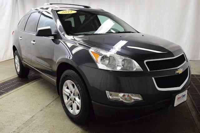2011 chevrolet traverse ls ls 4dr suv for sale in. Black Bedroom Furniture Sets. Home Design Ideas