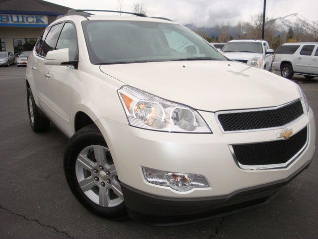 2011 chevrolet traverse lt for sale in hamilton montana. Black Bedroom Furniture Sets. Home Design Ideas