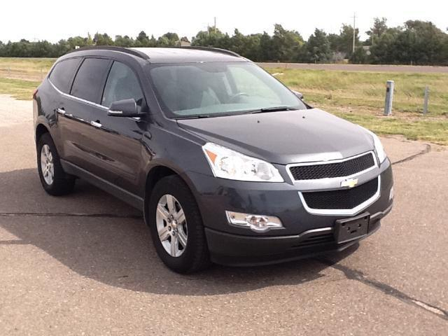 2011 chevrolet traverse lt for sale in goodland kansas. Black Bedroom Furniture Sets. Home Design Ideas