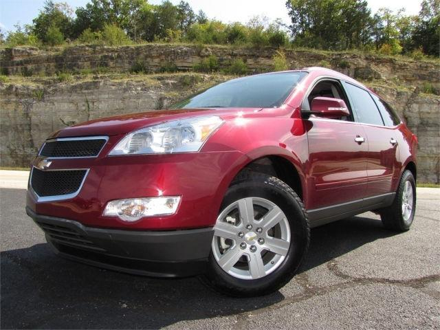 2011 chevrolet traverse lt for sale in branson missouri. Black Bedroom Furniture Sets. Home Design Ideas
