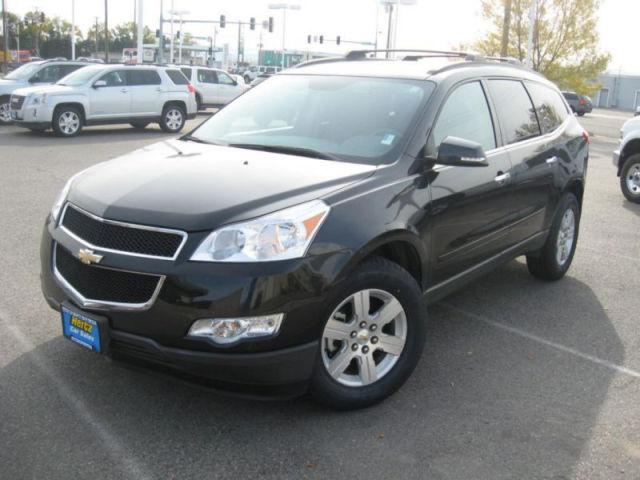 2011 chevrolet traverse lt for sale in idaho falls idaho. Black Bedroom Furniture Sets. Home Design Ideas