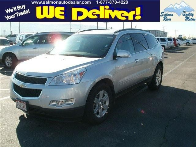 2011 chevrolet traverse lt for sale in salmon idaho. Black Bedroom Furniture Sets. Home Design Ideas