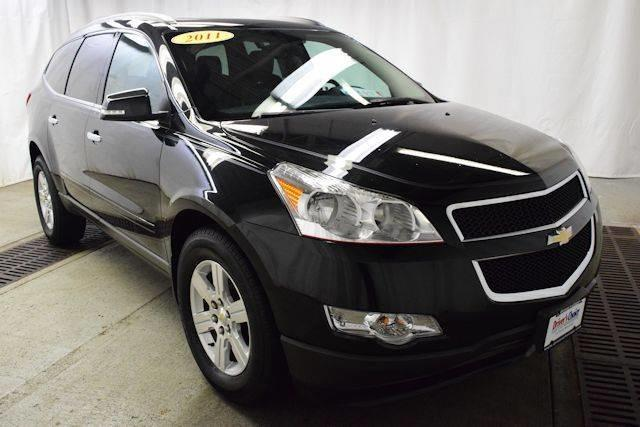 2011 chevrolet traverse lt awd lt 4dr suv w 2lt for sale. Black Bedroom Furniture Sets. Home Design Ideas