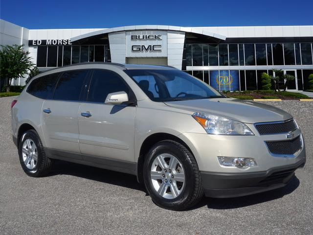 Art Hill Mazda >> 2011 Chevrolet Traverse LT LT 4dr SUV w/2LT for Sale in Port Richey, Florida Classified ...