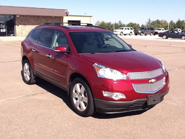 2011 chevrolet traverse ltz for sale in goodland kansas. Black Bedroom Furniture Sets. Home Design Ideas