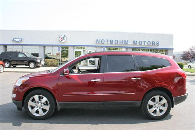 2011 chevrolet traverse ltz for sale in miles city. Black Bedroom Furniture Sets. Home Design Ideas
