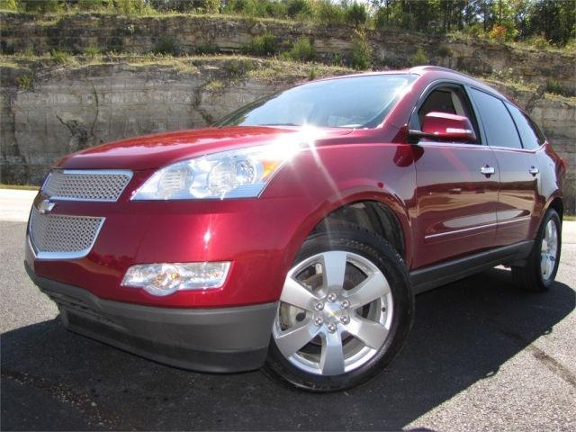 2011 chevrolet traverse ltz for sale in branson missouri. Black Bedroom Furniture Sets. Home Design Ideas
