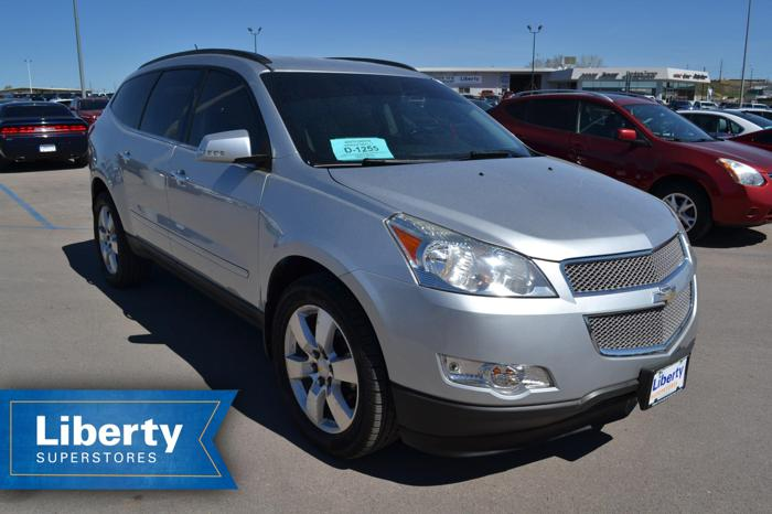 2011 chevrolet traverse ltz awd ltz 4dr suv for sale in. Black Bedroom Furniture Sets. Home Design Ideas