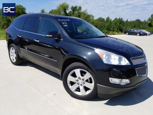 2011 chevrolet traverse ltz ltz 4dr suv for sale in tupelo. Black Bedroom Furniture Sets. Home Design Ideas