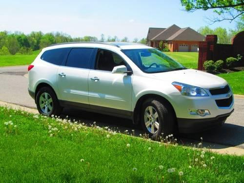 2011 chevrolet traverse suv lt w 2lt for sale in. Black Bedroom Furniture Sets. Home Design Ideas