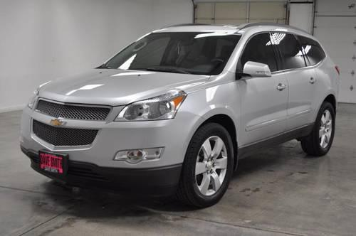 2011 chevrolet traverse suv ltz for sale in kellogg idaho. Black Bedroom Furniture Sets. Home Design Ideas
