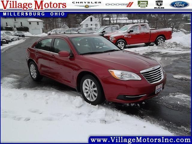 2011 chrysler 200 4d sedan touring for sale in becks mills ohio classified. Black Bedroom Furniture Sets. Home Design Ideas