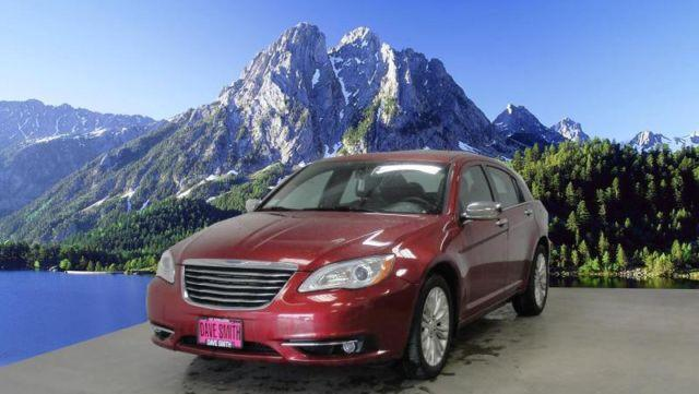 2011 chrysler 200 car limited for sale in kellogg idaho for Dave smith motors locations