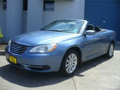 2011 chrysler 200 convertible touring for sale in albany. Black Bedroom Furniture Sets. Home Design Ideas