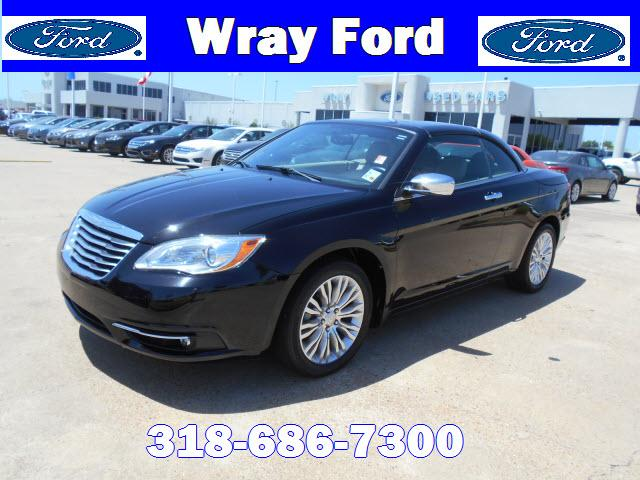 2011 chrysler 200 limited bossier city la for sale in bossier city louisiana classified. Black Bedroom Furniture Sets. Home Design Ideas
