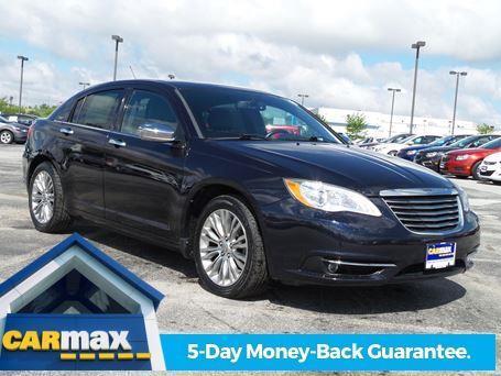2011 Chrysler 200 Limited Limited 4dr Sedan