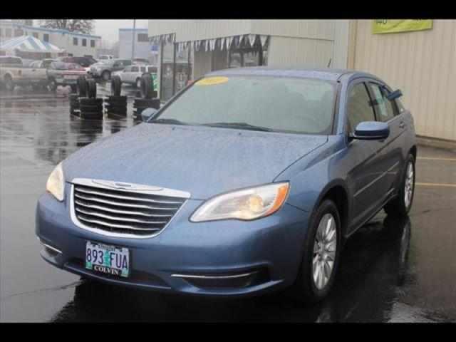 2011 chrysler 200 lx for sale in mcminnville oregon classified. Black Bedroom Furniture Sets. Home Design Ideas
