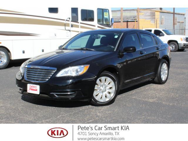 2011 chrysler 200 lx lx 4dr sedan for sale in amarillo texas classified. Black Bedroom Furniture Sets. Home Design Ideas