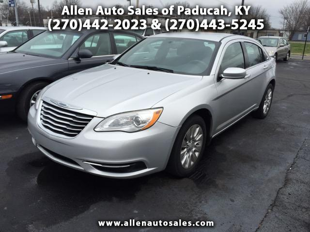 2011 chrysler 200 lx paducah ky for sale in avondale kentucky classified. Black Bedroom Furniture Sets. Home Design Ideas