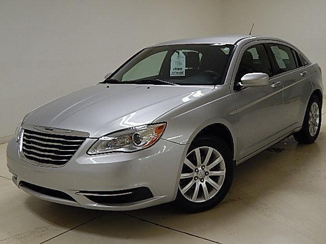 2011 chrysler 200 sedan touring for sale in jackson michigan classified. Black Bedroom Furniture Sets. Home Design Ideas