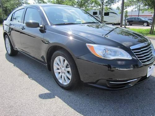 2011 chrysler 200 touring for sale in chesapeake virginia classified. Black Bedroom Furniture Sets. Home Design Ideas