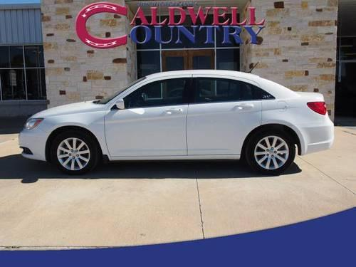 2011 chrysler 200 touring for sale in geronimo texas classified. Black Bedroom Furniture Sets. Home Design Ideas
