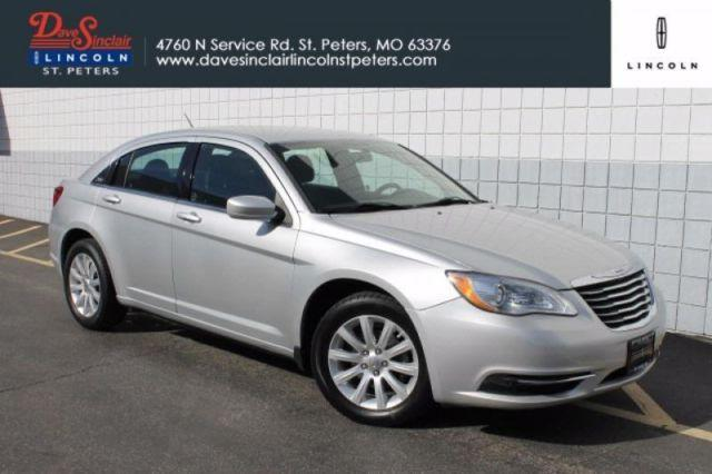 2011 chrysler 200 touring for sale in saint peters missouri classified. Black Bedroom Furniture Sets. Home Design Ideas