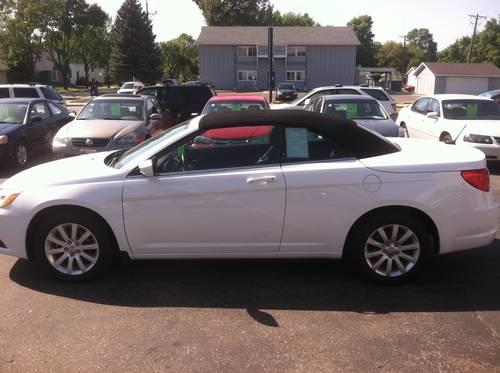 Lithia Grand Forks >> 2011 Chrysler 200 Touring Convertible for Sale in Grand Forks, North Dakota Classified ...