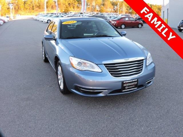 2011 Chrysler 200 Touring Touring 4dr Sedan
