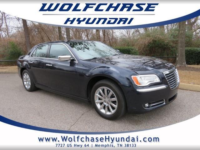 2011 Chrysler 300 Limited Limited 4dr Sedan