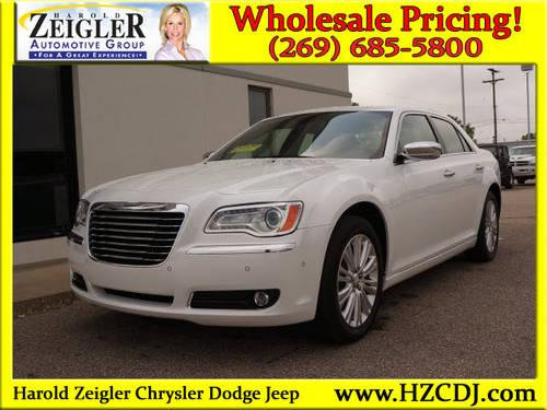 2011 Chrysler 300c 4 Dr Sedan Awd For Sale In Plainwell