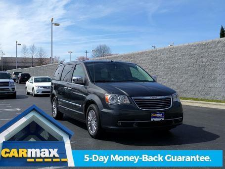 2011 chrysler town and country limited limited 4dr mini van for sale in greensboro north. Black Bedroom Furniture Sets. Home Design Ideas