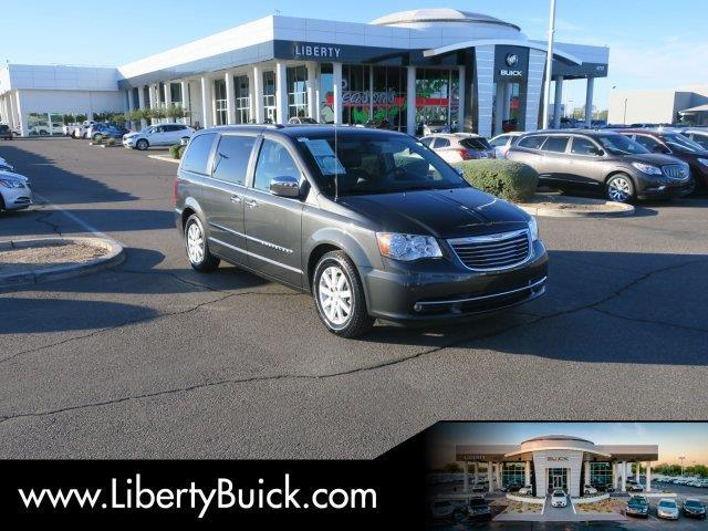 2011 chrysler town country for sale with photos carfax autos post. Black Bedroom Furniture Sets. Home Design Ideas