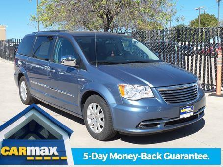 2011 chrysler town and country touring l touring l 4dr mini van for sale in san antonio texas. Black Bedroom Furniture Sets. Home Design Ideas