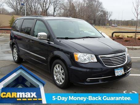 2011 chrysler town and country touring l touring l 4dr. Black Bedroom Furniture Sets. Home Design Ideas