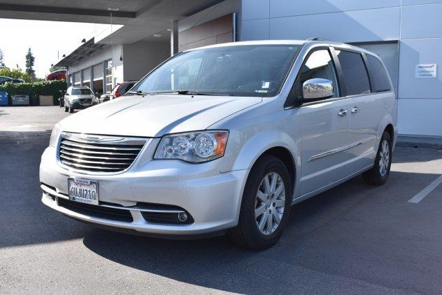 2011 chrysler town and country touring l touring l 4dr mini van for sale in palo alto. Black Bedroom Furniture Sets. Home Design Ideas