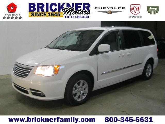 2011 chrysler town country touring for sale in marathon wisconsin classified. Black Bedroom Furniture Sets. Home Design Ideas