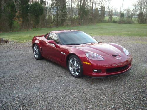 2011 corvette 4lt grand sport for sale for sale in knoxville tennessee classified. Black Bedroom Furniture Sets. Home Design Ideas
