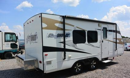 2011 Crossroads Slingshot Camper For Sale In