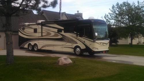 Wonderful 2011 Damon Tuscany 42RQ For Sale In Freeland Michigan