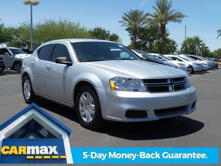 2011 Dodge Avenger Express Express 4dr Sedan