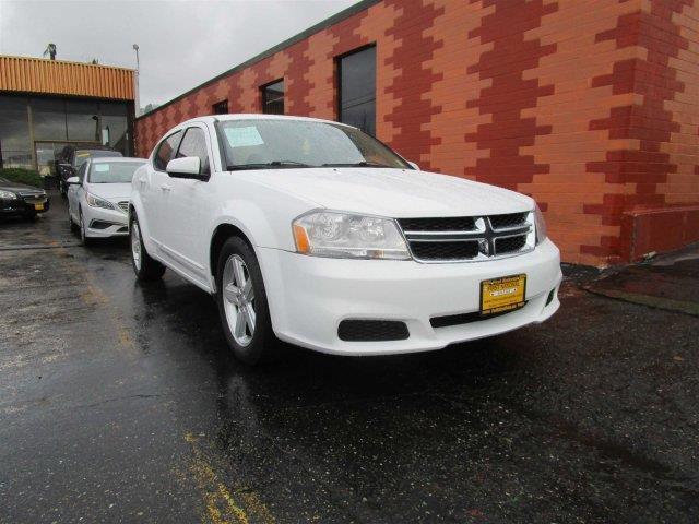 2011 Dodge Avenger Mainstreet Mainstreet 4dr Sedan for Sale in Everett, Washington Classified ...